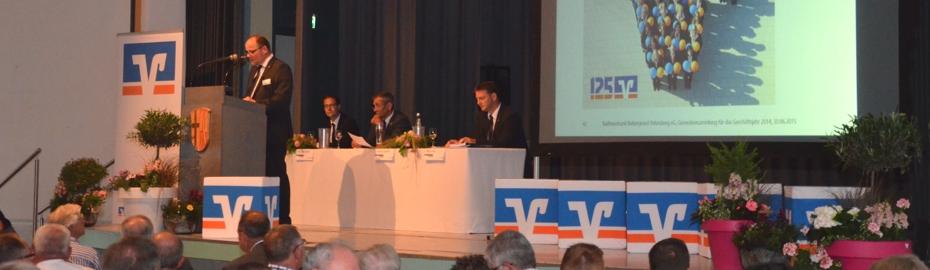 Generalversammlung 2015